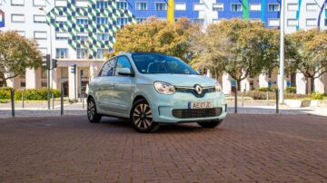 Renault Twingo Electric 8