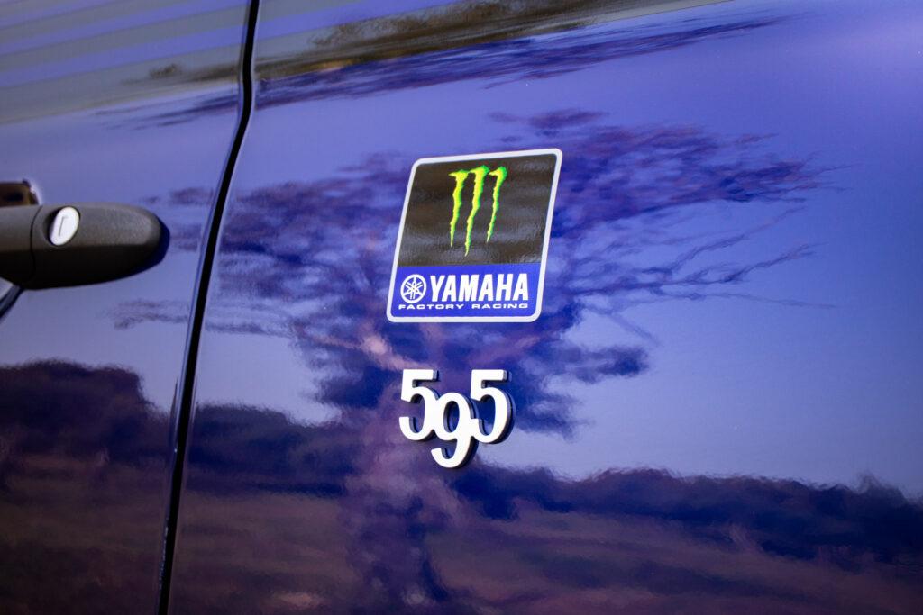 Abarth 595 Monster Energy Yamaha 159