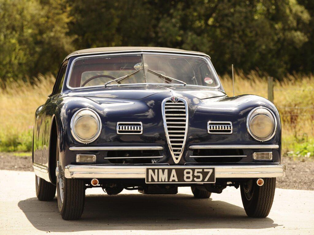 Alfa Romeo 6c 2500 ss cabriolet 3 2