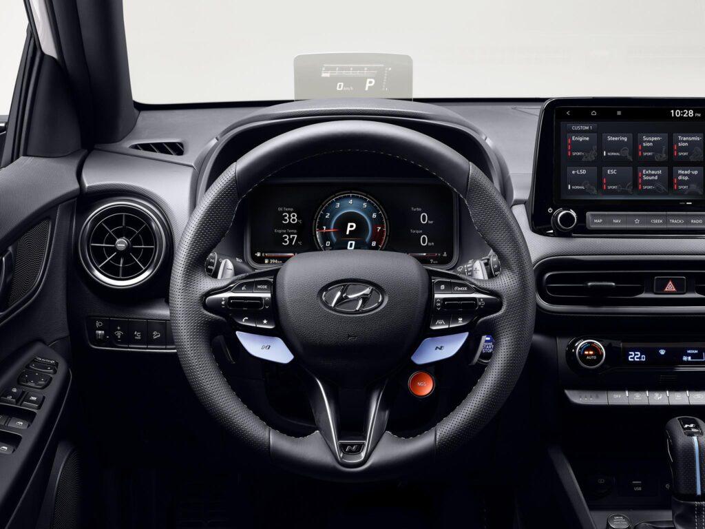 Hyundai Kauai N 8