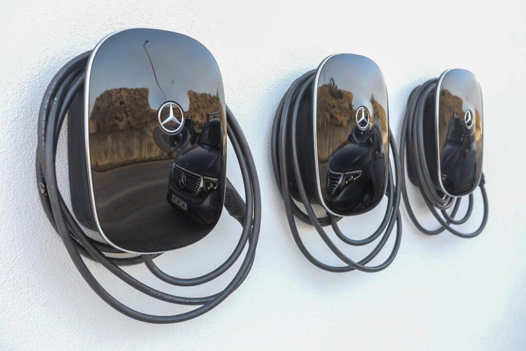 Mercedes EQ Lounge 2