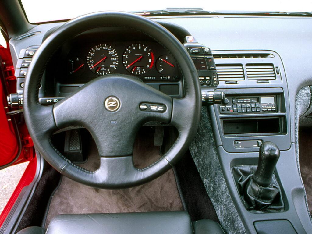 Nissan 300ZX Twin Turbo 1