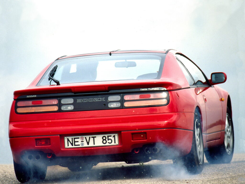 Nissan 300ZX Twin Turbo 5