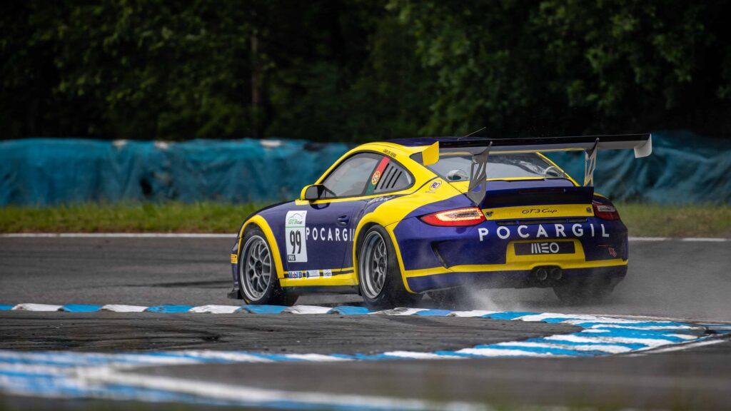 Porsche GT3 Cup Carlos Vieira Q1 Braga