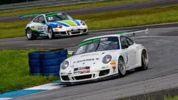 Porsche GT3 Cup Francisco Carvalho Braga Q2