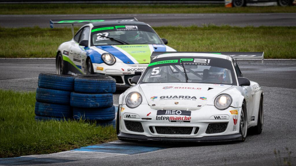 Porsche GT3 Cup Francisco Carvalho José Rodrigues Braga