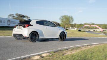 Toyota GR Yaris Premium