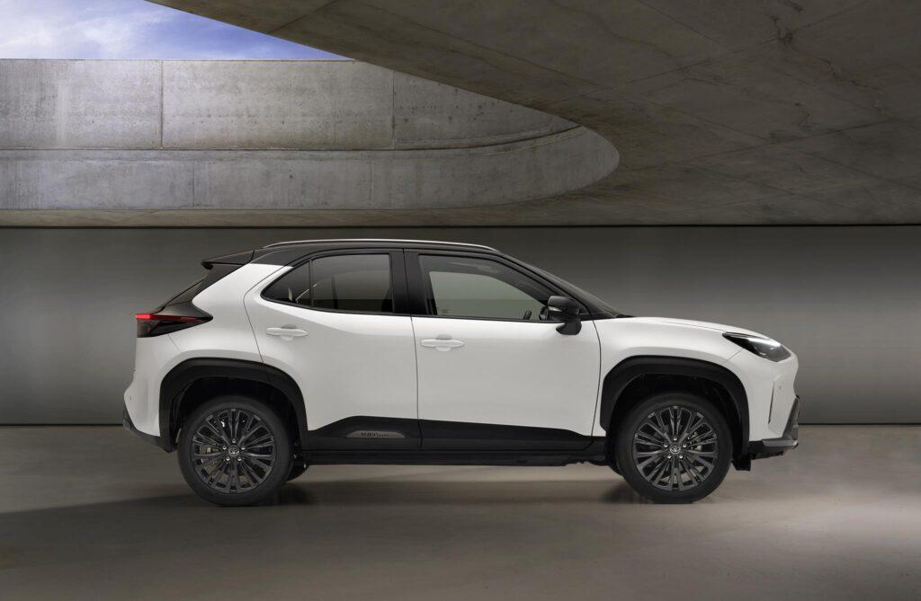 Toyota Yaris Cross Hybrid Adventure 3