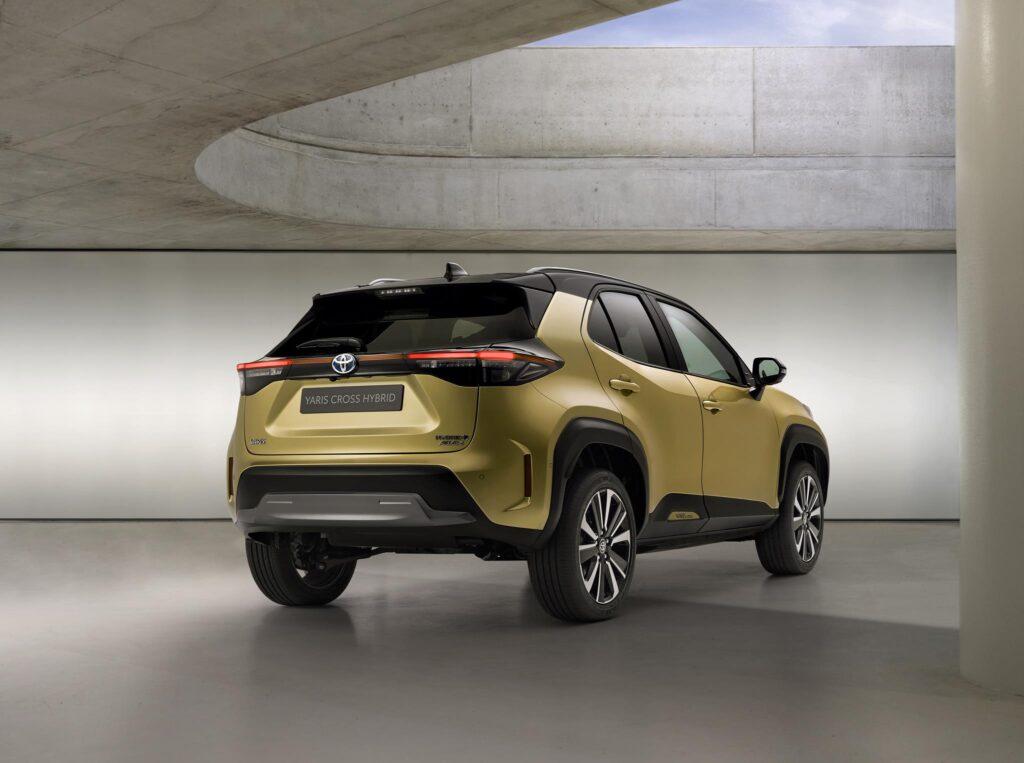 Toyota Yaris Cross Premiere Edition 2