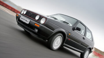 Vw Golf GTI Mk2 16v 2