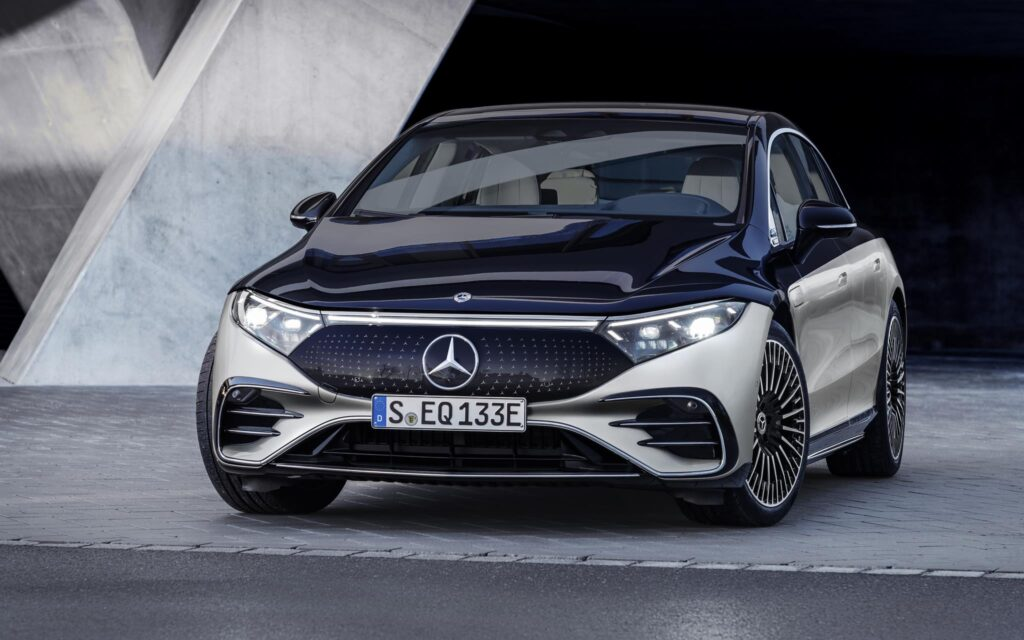 mercedes benz eqs 580 4matic amg line edition one 86