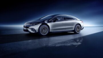 mercedes benz eqs 580 4matic amg line edition one 881