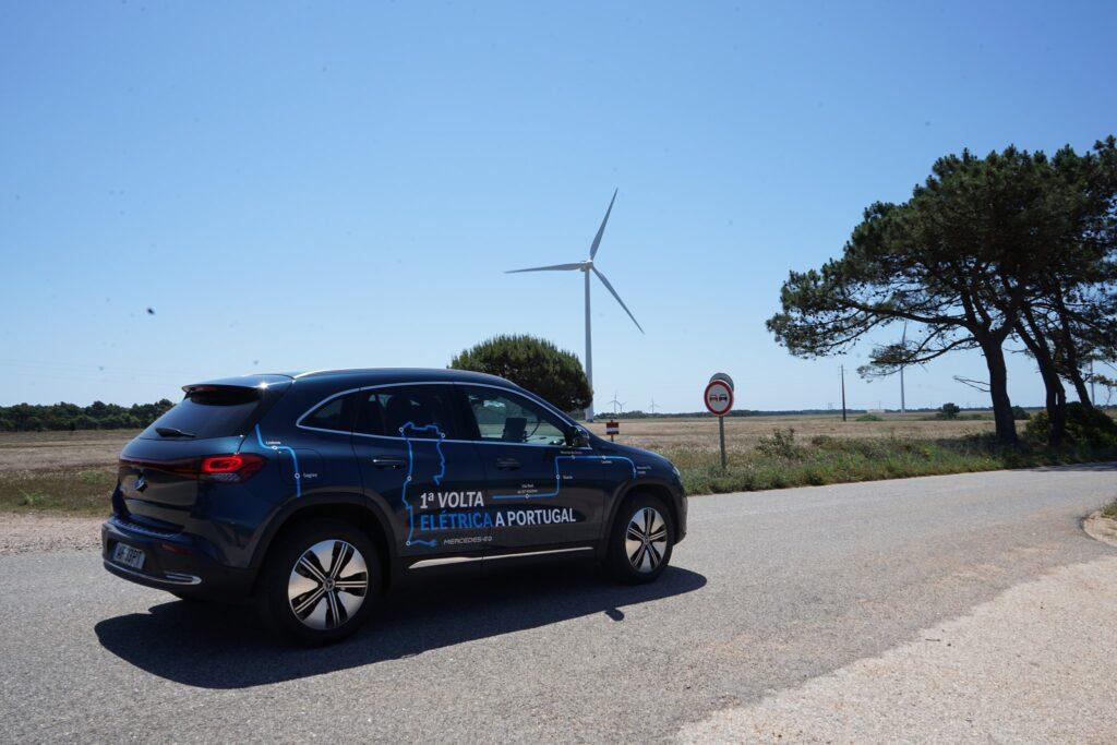 1º Volta Elétrica a Portugal maio21 2