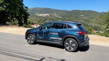 1º Volta Elétrica a Portugal maio21 4