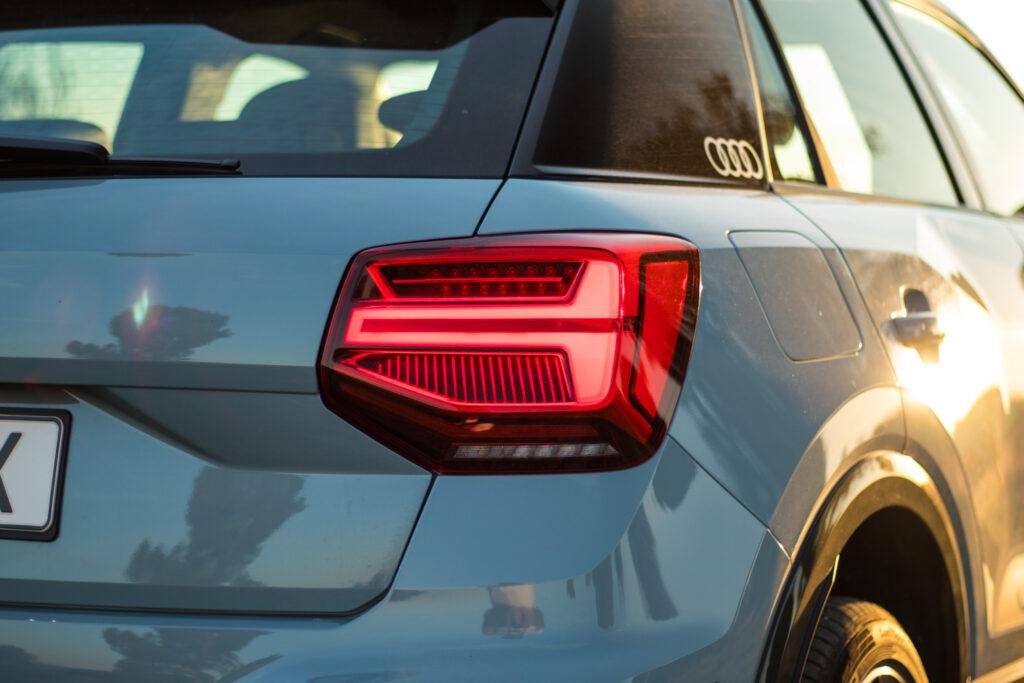 Audi Q2 Sline 1.5 TSI 143