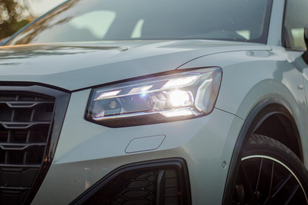 Audi Q2 Sline 1.5 TSI 179