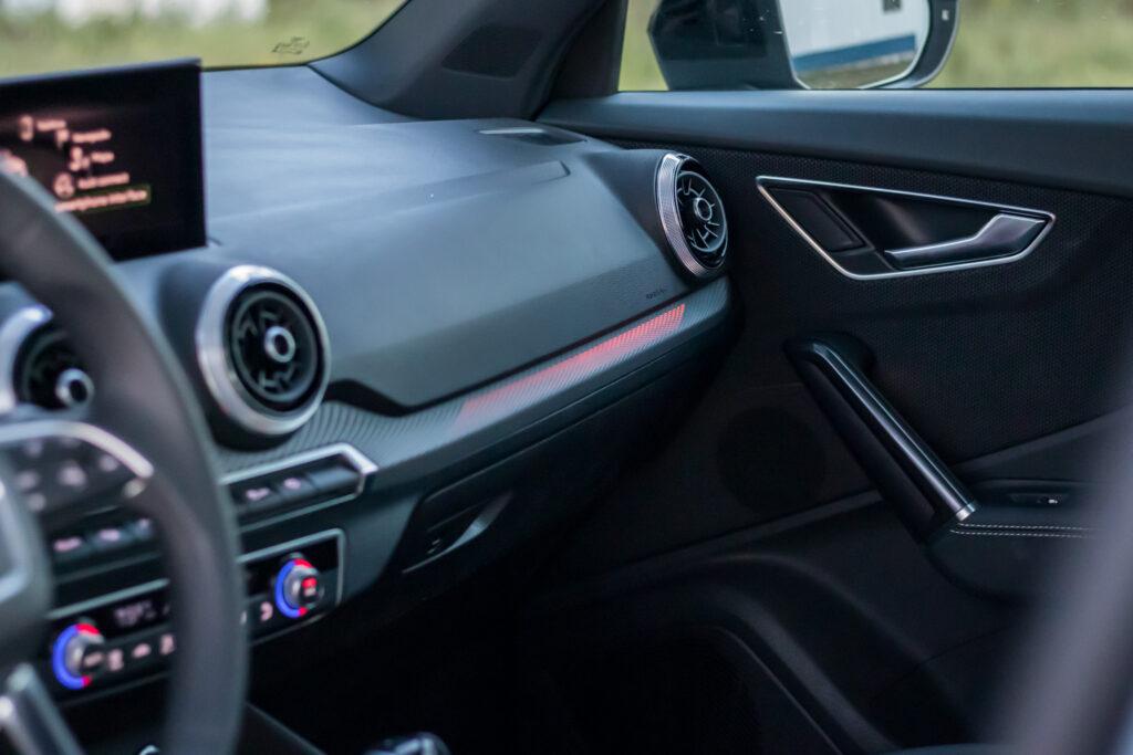 Audi Q2 Sline 1.5 TSI 207 1