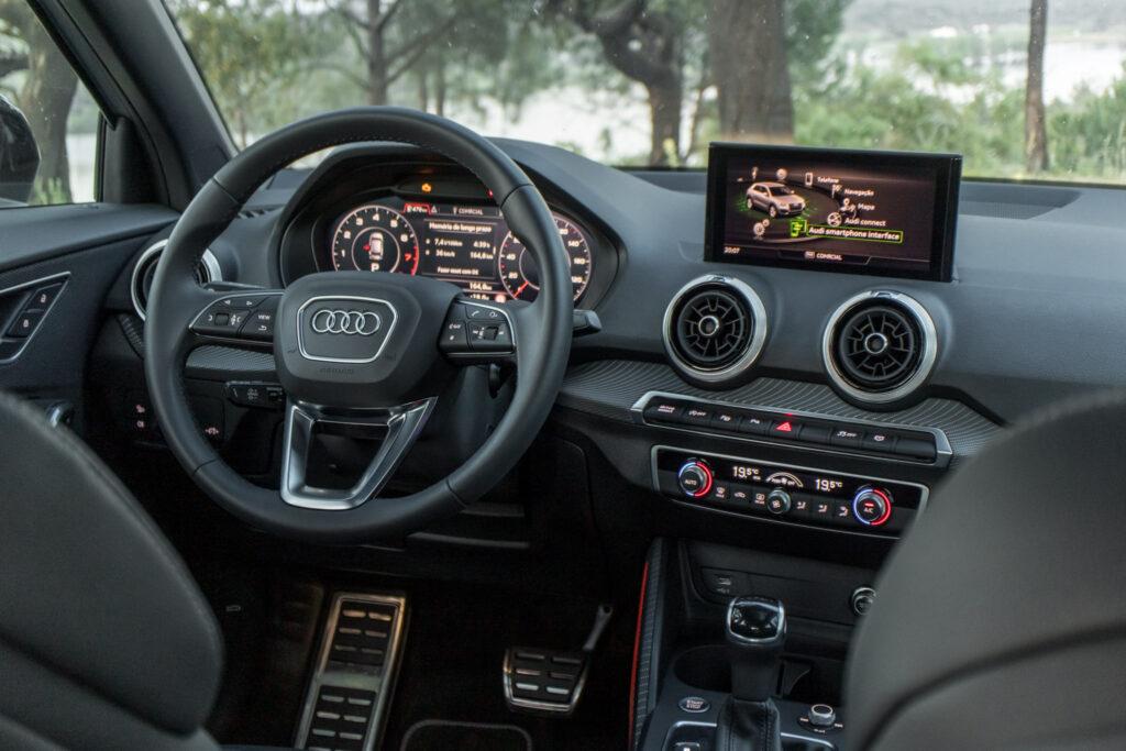 Audi Q2 Sline 1.5 TSI 225
