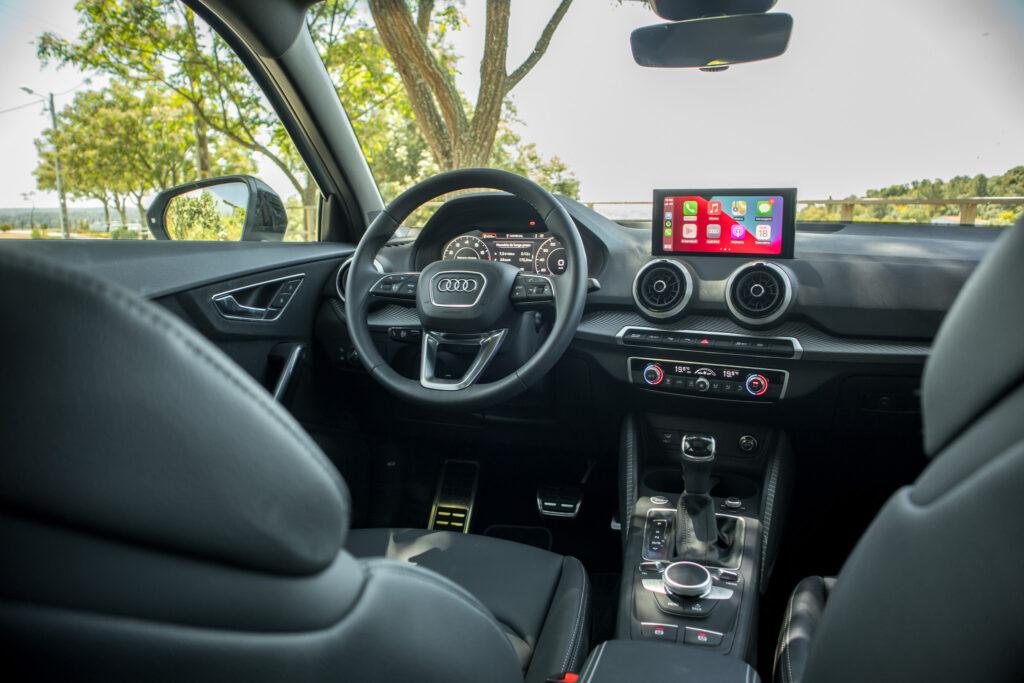 Audi Q2 Sline 1.5 TSI 240