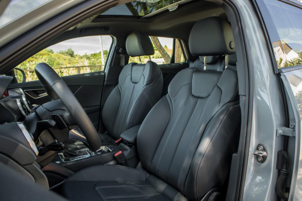 Audi Q2 Sline 1.5 TSI 253