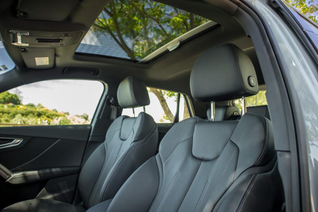 Audi Q2 Sline 1.5 TSI 255