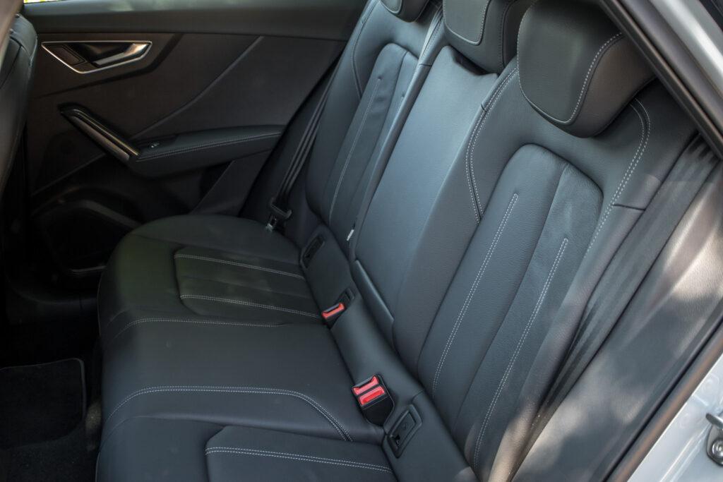 Audi Q2 Sline 1.5 TSI 263