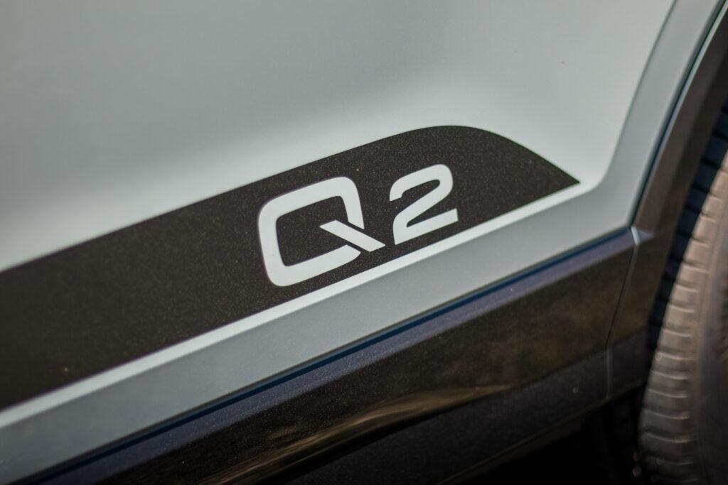 Audi Q2 Sline 1.5 TSI 30