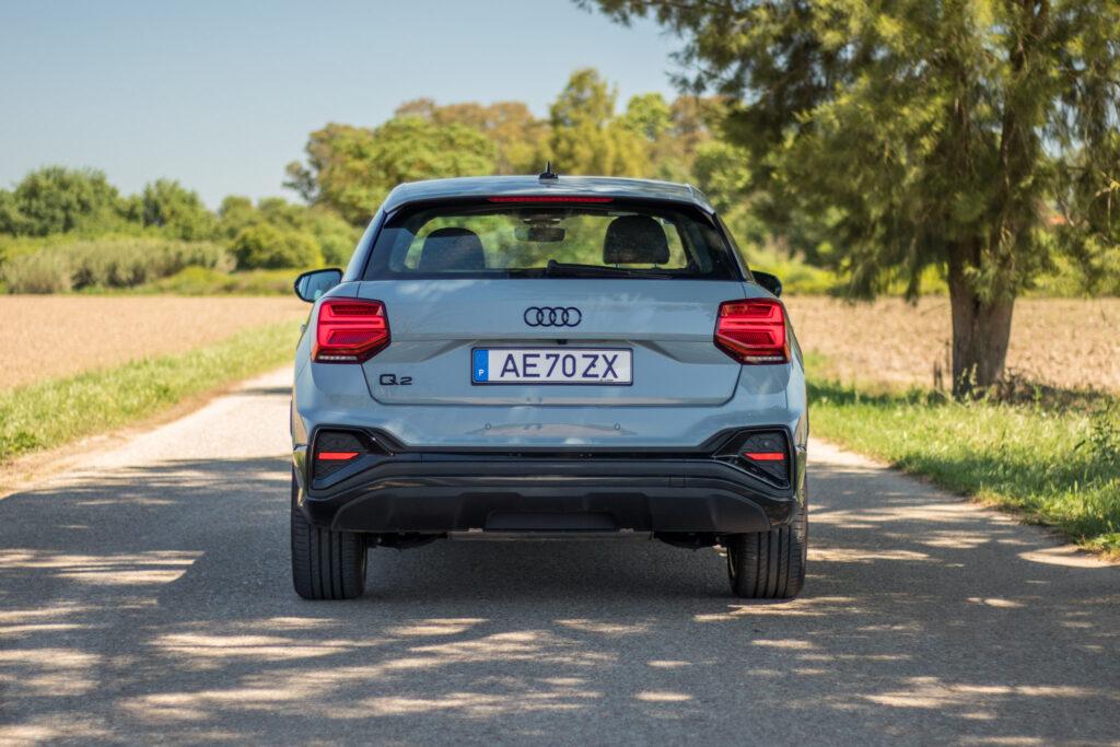 Audi Q2 Sline 1.5 TSI 97