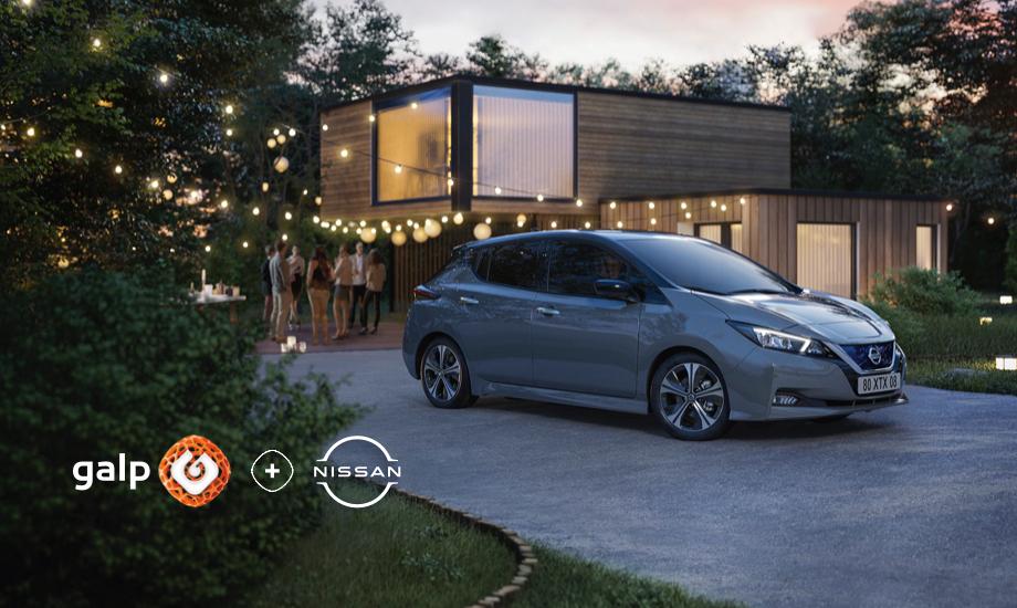 Campanha Galp e Nissan