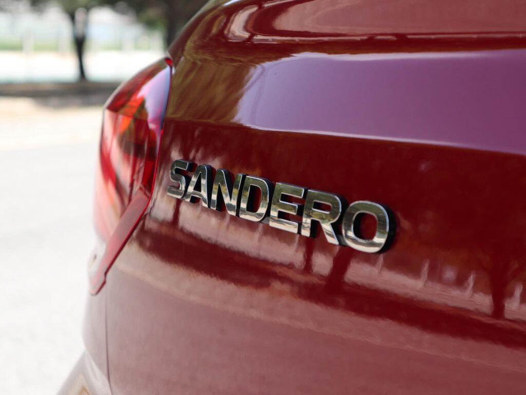 Dacia Sandero bi fuel 10