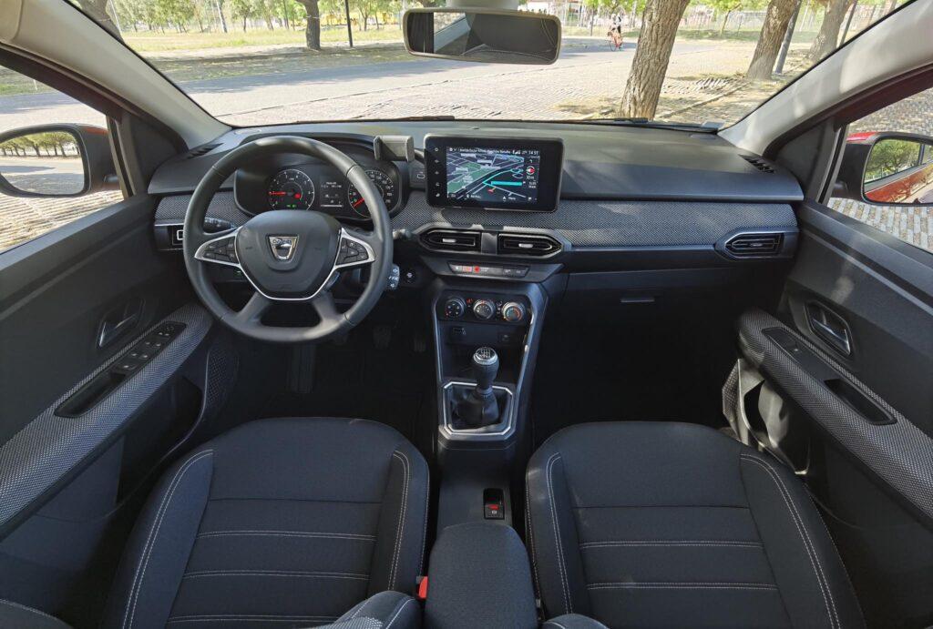 Dacia Sandero bi fuel 115