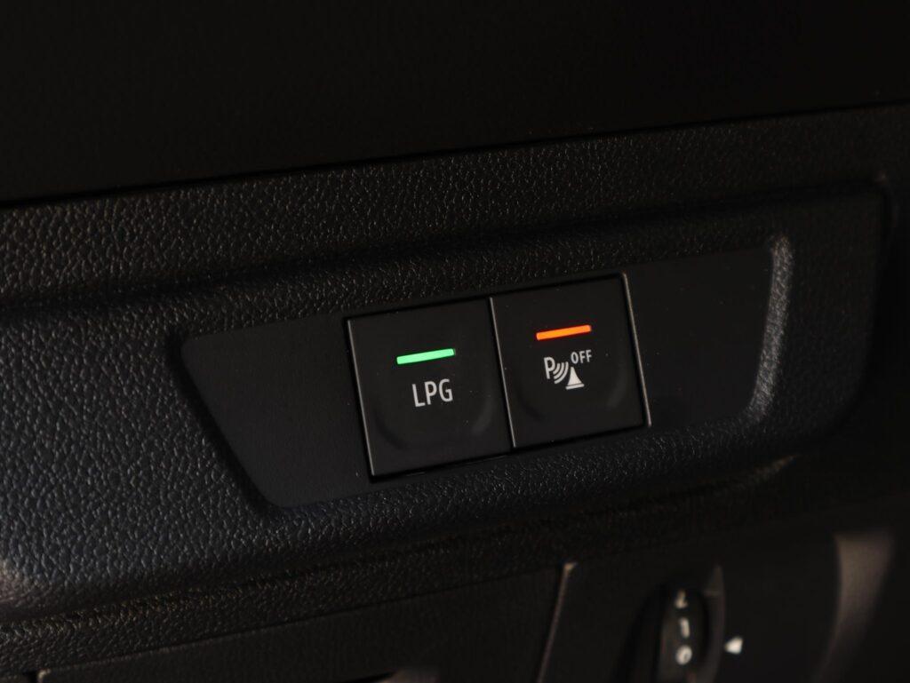 Dacia Sandero bi fuel 15
