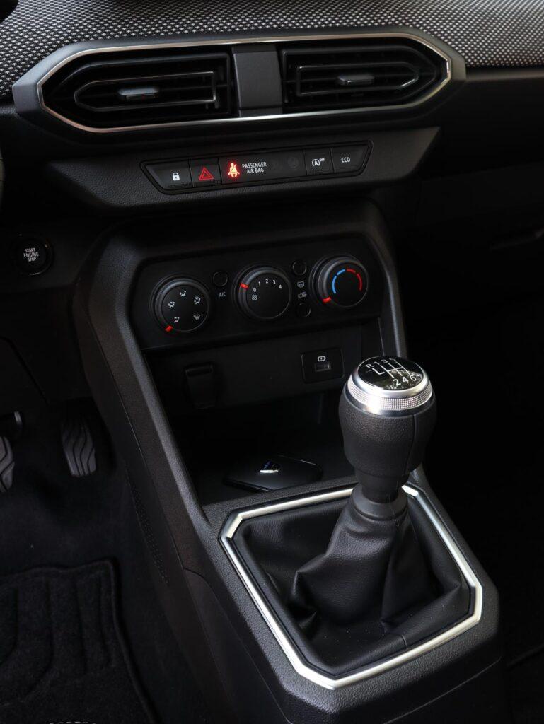 Dacia Sandero bi fuel 18
