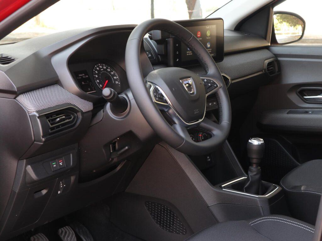 Dacia Sandero bi fuel 24