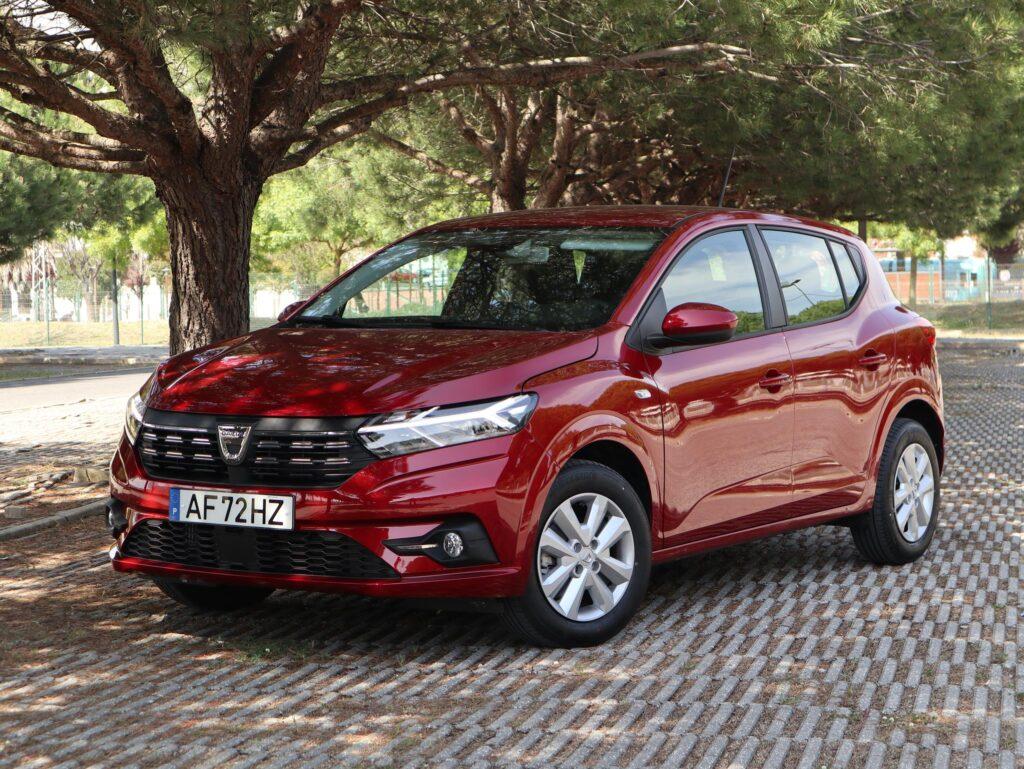 Dacia Sandero bi fuel 3