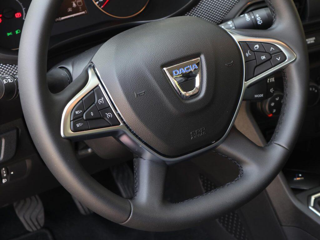 Dacia Sandero bi fuel 38
