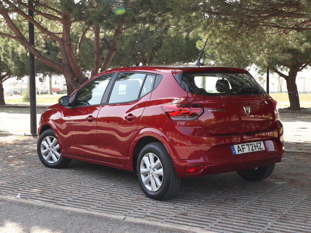 Dacia Sandero bi fuel 44