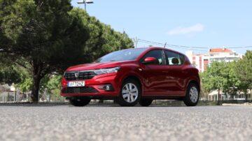 Dacia Sandero bi fuel 58
