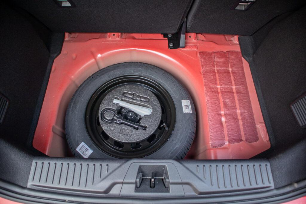 Ford Fiesta 1.0 MHEV 153