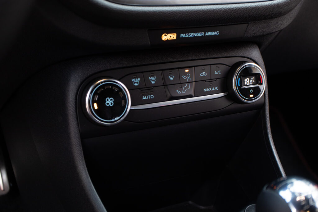 Ford Fiesta 1.0 MHEV 163