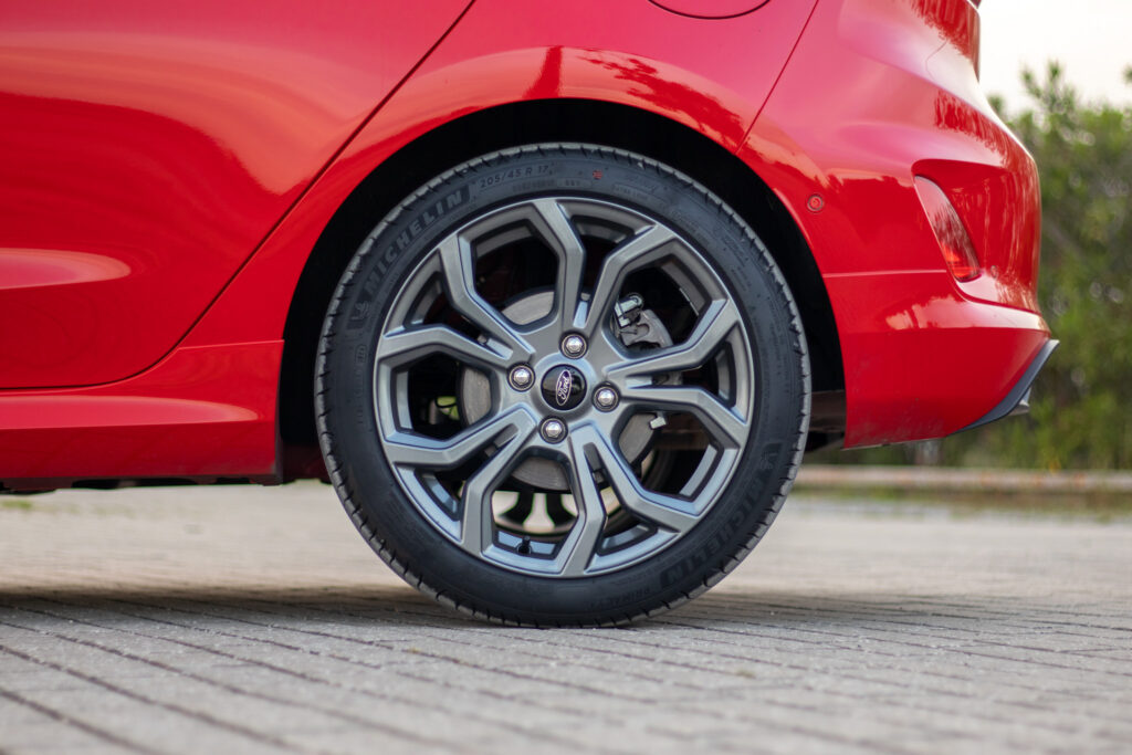 Ford Fiesta 1.0 MHEV 21