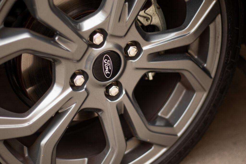 Ford Fiesta 1.0 MHEV 92