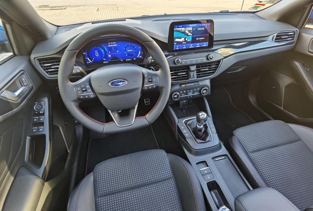 Ford Focus ST Line MHEV 155cv 80