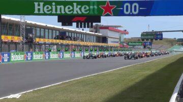 GP Fórmula1 Portugal 2021