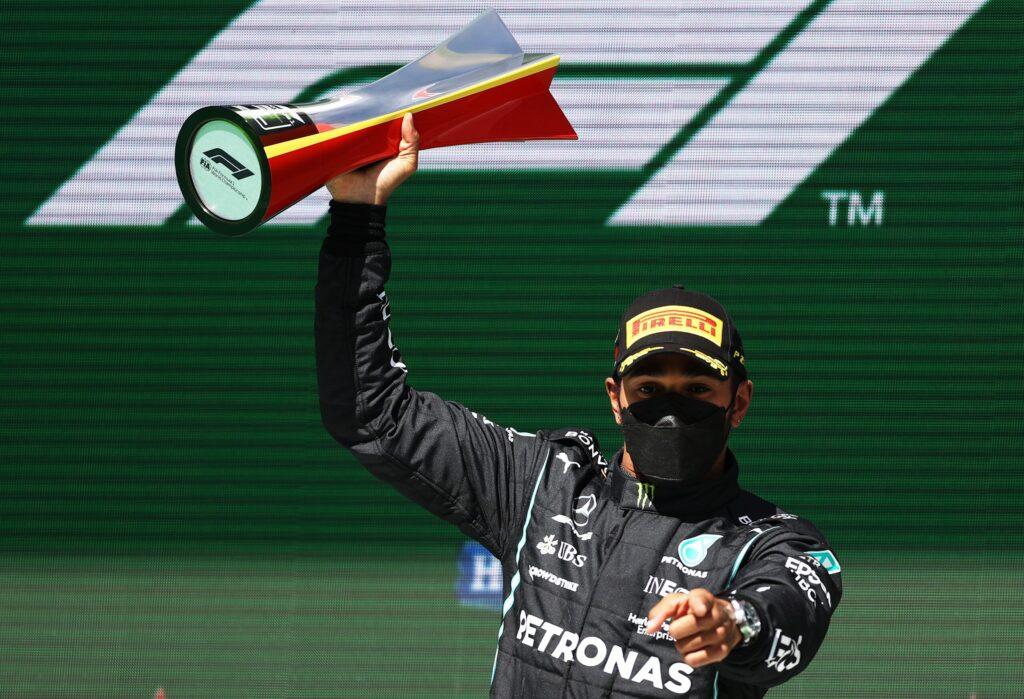 Grande Prémio F1 Portugal 2021 Lewis Hamilton