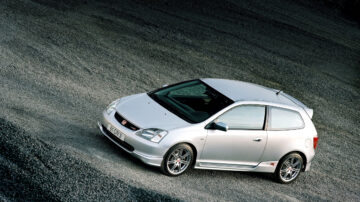 Honda civic Type R EP3 5