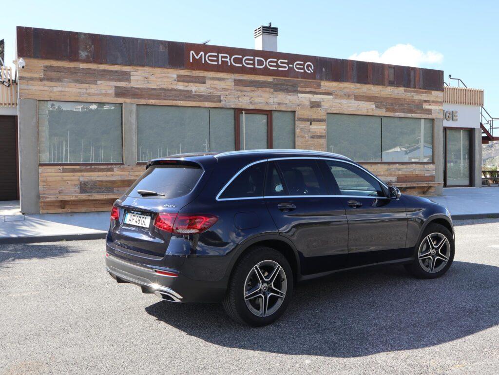 Mercedes Benz GLC 300de 21
