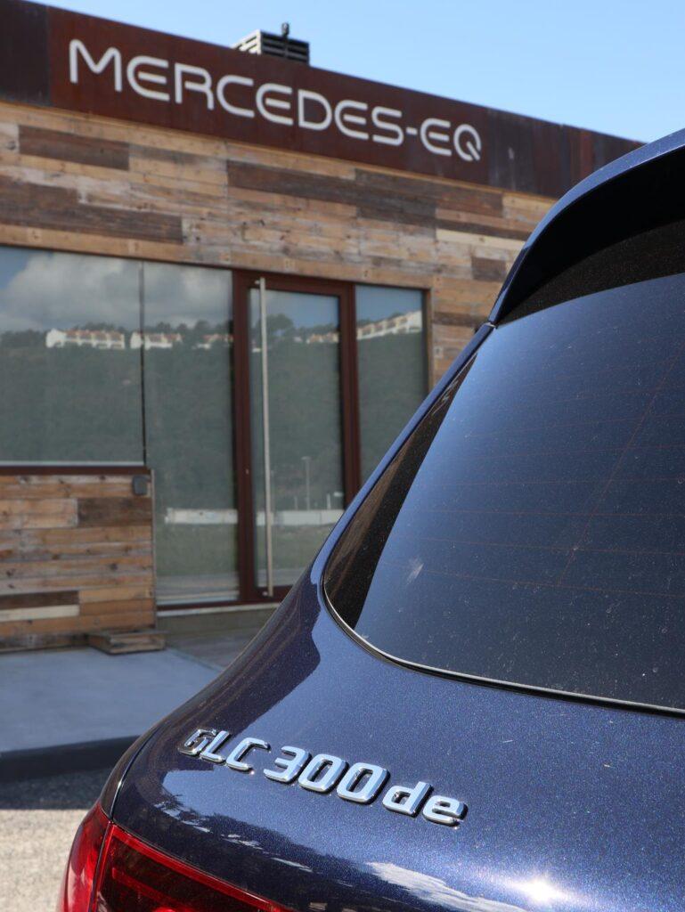 Mercedes Benz GLC 300de 25