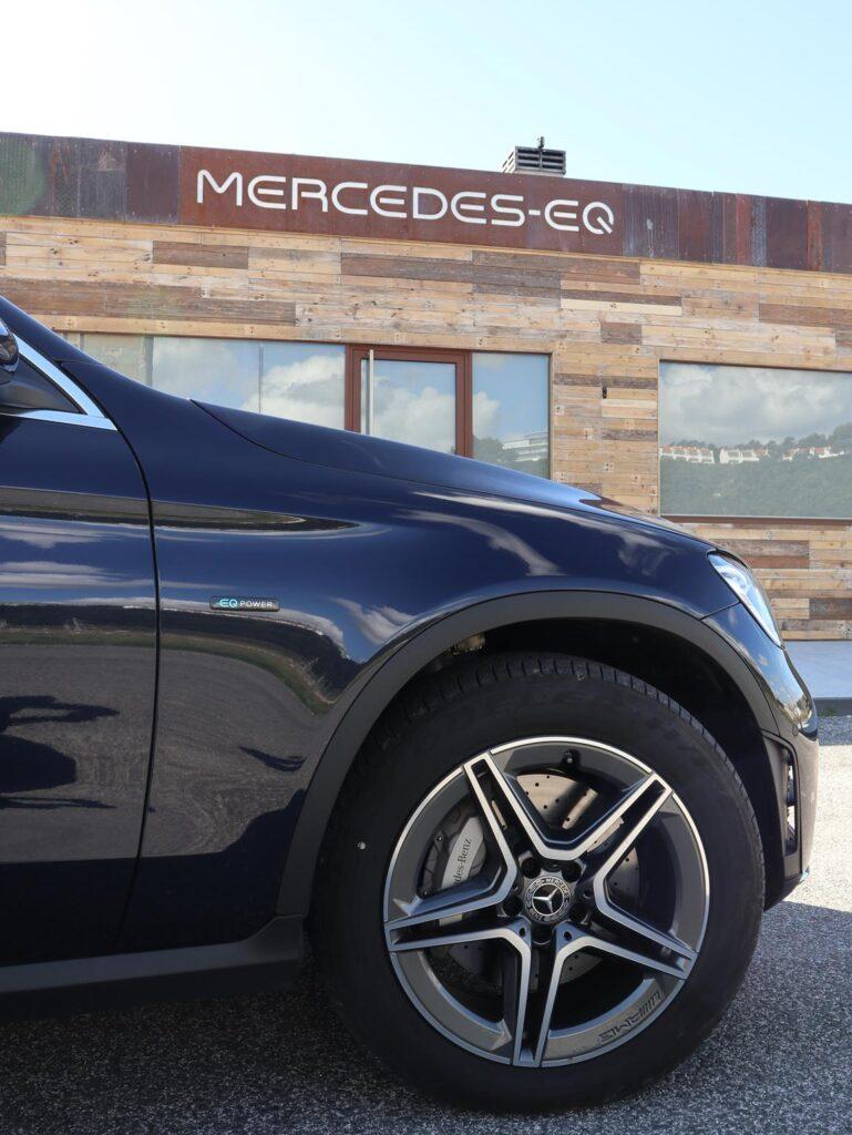 Mercedes Benz GLC 300de 26