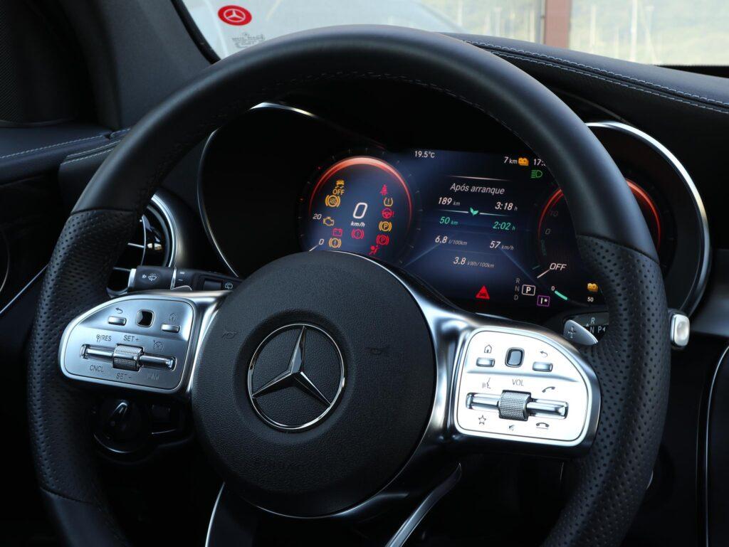 Mercedes Benz GLC 300de 97